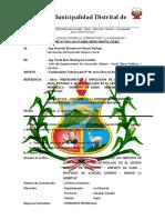 04. - INFORME N°004-2019  - Conformidad Valorización N° 06 Munmalca