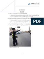 TALLER ISO 45001