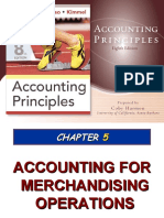 Ch05_ACCOUNTING FOR MERCHANDISING OPERATIONS.ppt