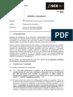 OPINIÓN OSCE 018-13 - PRE - GRUP SOLER - traducción de documentos cuando no existen traductores