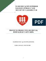 1. proyecto productivo módulo de frutas y hortalizas LZR-04-05-20 2020-I
