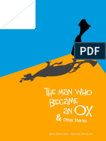 The Man Who Become an Ox N Web