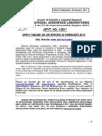 advt-no-1-2011-NAL