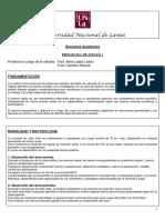 Programa Inglés I