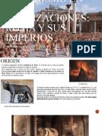 Exposición Urbanismo_ Imperio romano