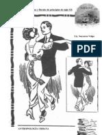 ANTROPOLOGÍA URBANA Ocio  y deportes. Sociedades Carnavalescas y Florales de principios de siglo XX  .Lic. Soccorso Volpe
