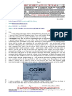 20200828-Mr g. h. Schorel-hlavka o.w.b. to Snr Sgt Kim French -Re Complaint Re Assault