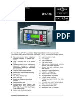 iTP-100_LINE DISTANCE PROTECTION RELAY