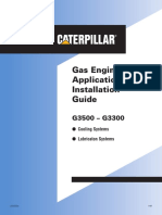 6- Gas A&I G3500-G3300 cooling and lubrication systems