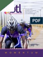 BTL REPORT 2016