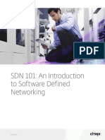 introduction to software defined networking