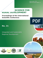 Economic Science Rural