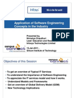 NSSE 2011 Nirmalya Applications of SE