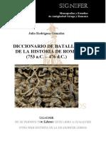 BATALLAS DE ROMA