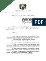 DECRETO_1414_19-03-2020_SUSPENSÃO GERAL