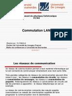 Cours 1 Commutation LAN