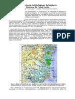 A Importância da Ictiologia na definição de Unidades de Conservação.pdf