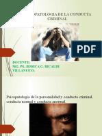 Psicopatologìa de la Cx Criminal (1)