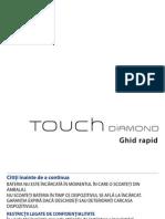 GHID Diamond_HTC_Romanian_QSG