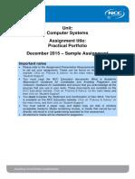 CS-December-2015-Assignment-SAMPLE