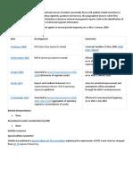 PFRS 8 Reporting Segments