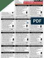 22 Jan 2011 Desktop DIY Pricelist