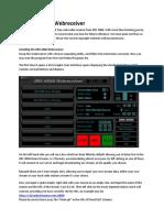 The DRS 2006 Webreceiver