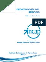 HD1 DEONTOLOGIA DEL SERVICIO