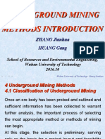 Introduction to underground mining(chapter04)Overseas student.ppt