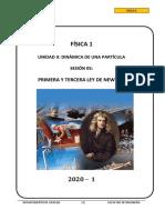 F1_S05_HT_PRIMERA Y TERCERA LEY DE NEWTON(1)