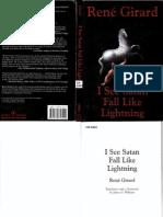 I see Satan falling