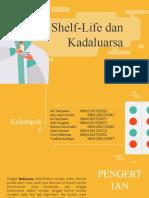 Kelompok 6_shelf life dan kadaluarsa