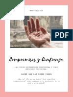 Masterclass Compromisos _ Confianza