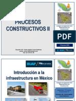 1.1. Introducción Infraestructura en México (Primavera 2020)