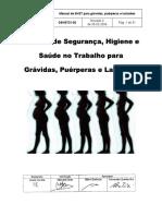 Livro - Manual de Seguranca, Higiene e Saude no Trabalho para Gravidas, Puerperas e Lactantes-220