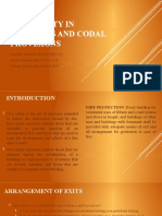 Fire Safety in Buildings and Codal Provisions.pptx