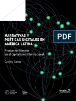 Gainza Cortés, Carolina - Narrativas y Poéticas Digitales en América Latina