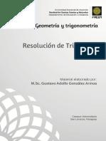 ML-Resolución de Triangulos planos-U10