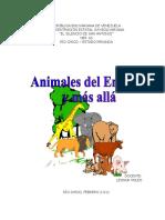 PROYECTO ANIMALES DEL ENTORNO Y MAS ALLA