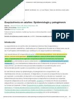 Schizophrenia in adults_ Epidemiology and pathogenesis - UpToDate