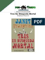 Evanovich, Janet - Stephanie Plum 03 _ Tres En Busqueda Mortal