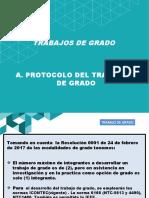 PROTOCOLOTRABAJOS DE GRADO 2019- 9 de junio [Autoguardado] [Autoguardado].pptx