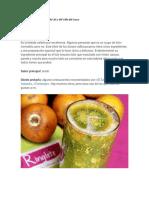 Comidas y bebidas típicas de Cali y del Valle del Cauca