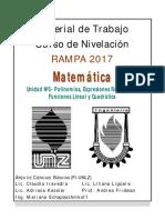 Módulo 3 - Polinomios2017
