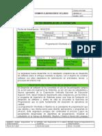 IPA-FO09  Syllabus (Poo1)