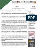 Processo com eletrodo revestido - Fundamentos - Infosolda Portal Brasileiro da Soldagem
