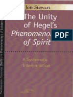 Jon Stewart, Unity of Hegel's Phenomenology.pdf