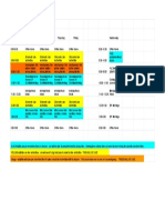 remote learning virtual schedule september 2020