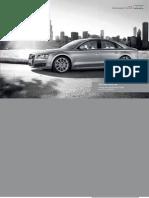 Audi A8 Service Manual General Body Repairs Interior2 Airbag