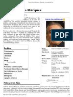 Gabriel García Márquez – Wikipédia, a enciclopédia livre